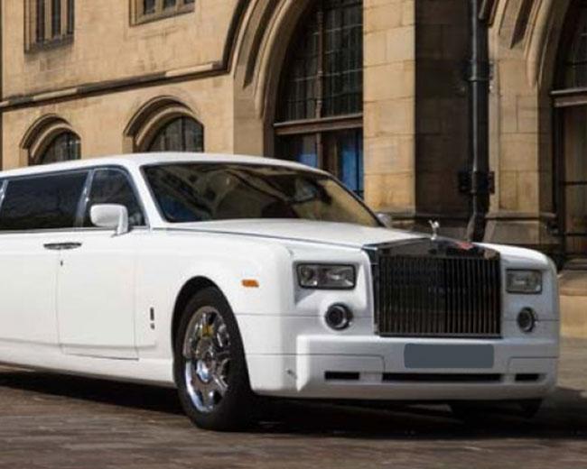 Rolls Royce Phantom Limo