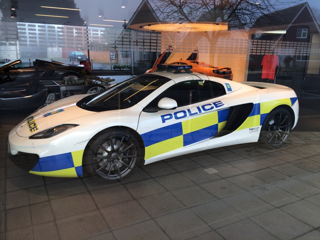 The Best Police Cars Of All Time